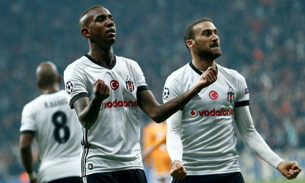 Festë në Stamboll  kualifikohet Besiktasi  Maribori ndal Spartakun e Moskës