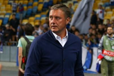 Dinamo Kiev  trajneri Khatskevich kërkon fitoren me çdo kusht