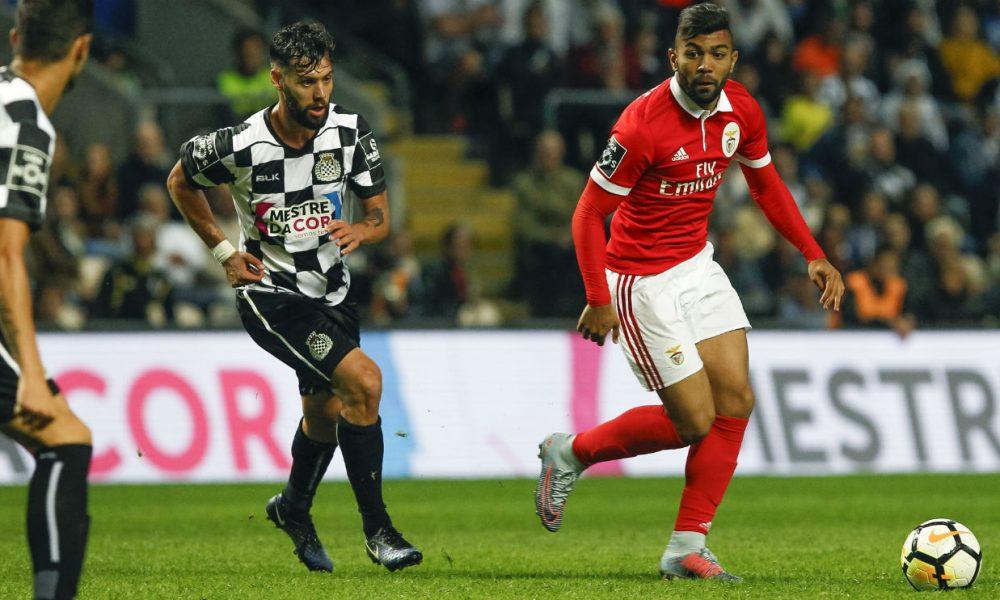 Benfica e skarcon  Gabigol rikthehet te Interi në janar