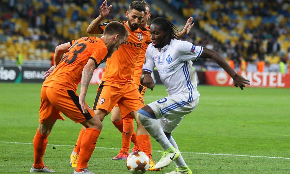 Ashtu si ndaj Sportingut  Skënderbeu nuk do stërvitet në stadium para Dynamos së Kievit