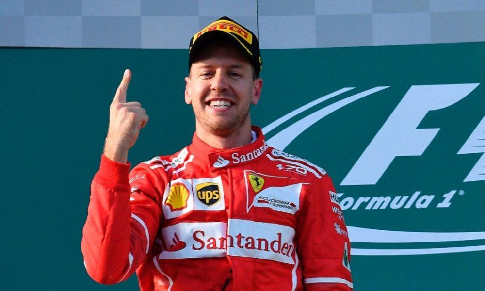Vettel  Kisha ritëm fituesi  por këtu parakalimet janë të vështira