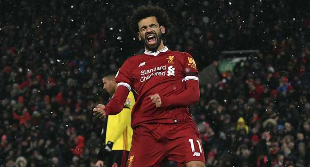 I shënoi 4 gola  Salah i kërkon ndjesë portierit kundërshtar