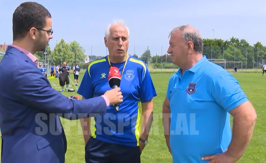 Vëllazërorja me Shqipërinë  te Kosova janë entuziastë