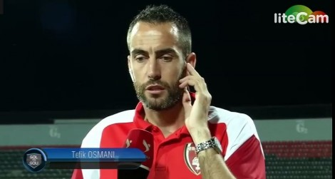Osmani  Mbyllëm një sezon fantastik  Kupën ia dedikoj vëllait tim